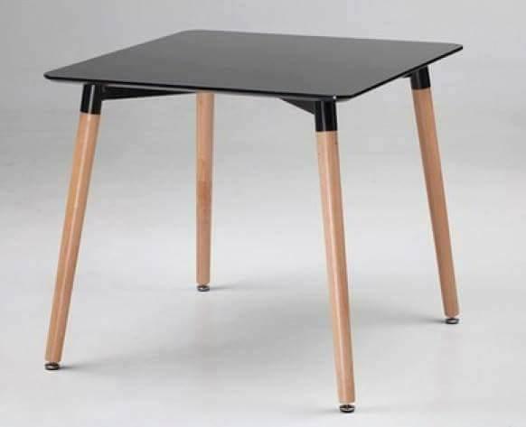 bàn cafe vuông hiện đại giá rẻ