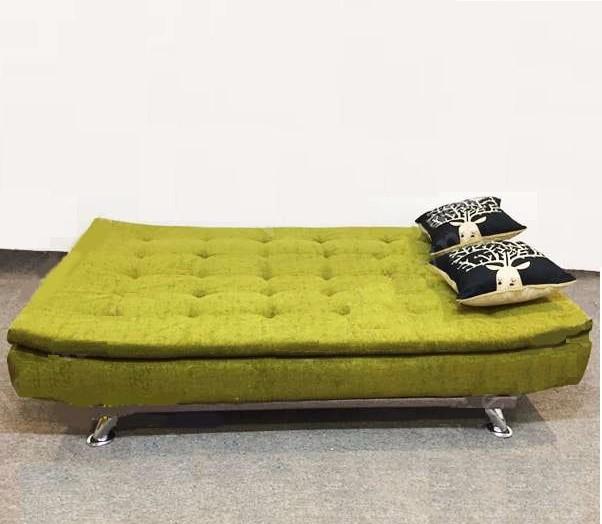 sofa giường xanh lá giá rẻ