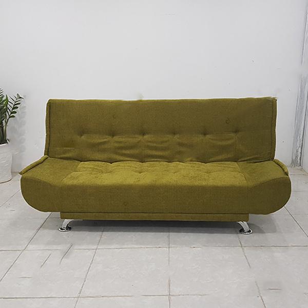 ghế sofa giường màu vàng
