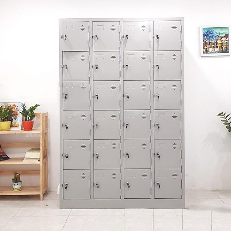 tủ locker giá rẻ 24 ngăn