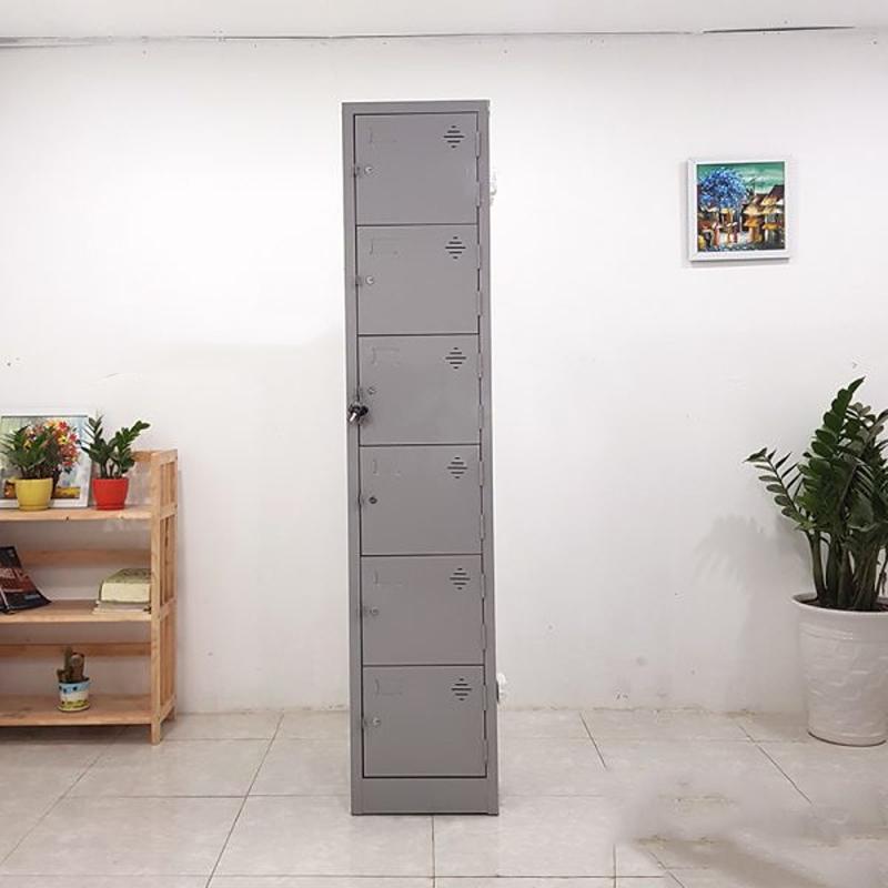 tủ locker 6 ngăn giá rẻ