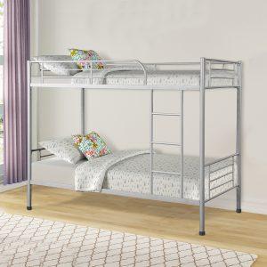 Giường tầng sắt gia đình, homestay đẹp rẻ tại AMI với đa dạng kích thước sẽ làm cho không gian phòng ngủ của bạn sẽ sang trọng và tiện nghi hơn.