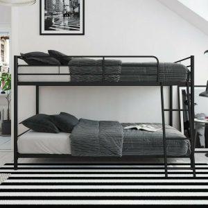 Giường tầng sắt đẹp homestay và trẻ em tại AMI với đa dạng kích thước sẽ làm cho không gian phòng ngủ của bạn sẽ sang trọng và tiện nghi hơn. Bạn có thể thoải mái ngả lưng trên chiếc giường sang trọng mang lại cho bạn giấc ngủ sâu và thoải mái.