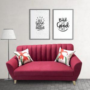 Ghế sofa văng nỉ hiện đại màu đỏ là dòng sofa mang phong cách Scandivian hiện đại, được làm từ chất liệu nỉ cao cấp kết hợp khung gỗ tự nhiên đã qua tẩm sấy chống được mối mọt. Màu sắc bắt mắt, phong cách mang hơi hướng hiện đại phù hợp với căn hộ chung cư cao cấp.